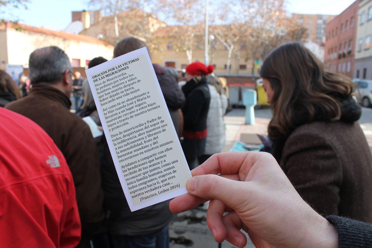 oración jornada migrante y refugiado '18