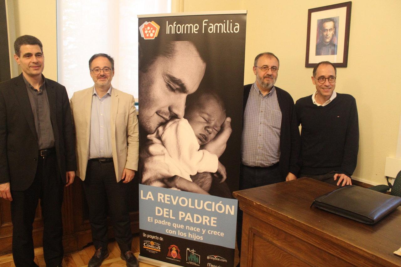 La Revolución del Padre. Fernando Vidal