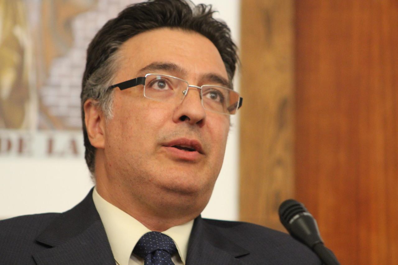 Luis Alberto Rodríguez, nuevo director del Colegio Piquer